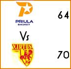 Priula vs Virtus Murano