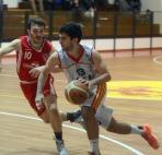 VENEZIA 08/12/14 - Basket Lu Murano-Virtus Isola